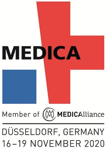 Medica 2020 logo